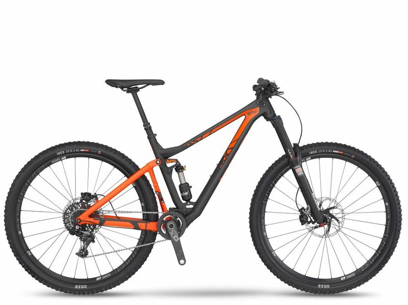 BMC trailfox 02 X01