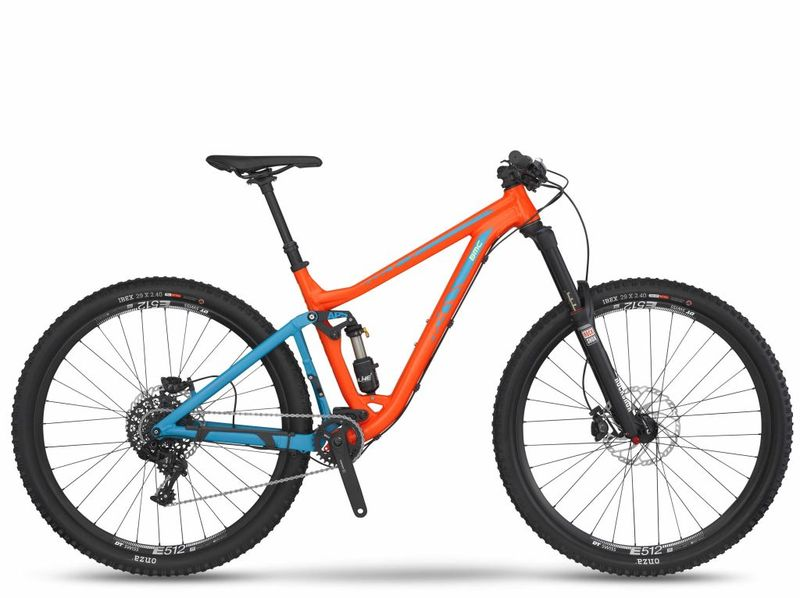 BMC trailfox 03 X1