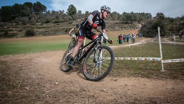 Kornel Osicki na trasie Catalana Cup International 2015